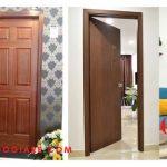 Cửa gỗ công nghiệp giá rẻ tại Nha Trang – Khánh Hòa – Caophatdoor