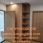 Cửa phòng ngủ gỗ công nghiệp – Giá cửa phòng ngủ