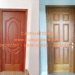 Cửa gỗ công nghiệp HDF – Cửa gỗ HDF Veneer
